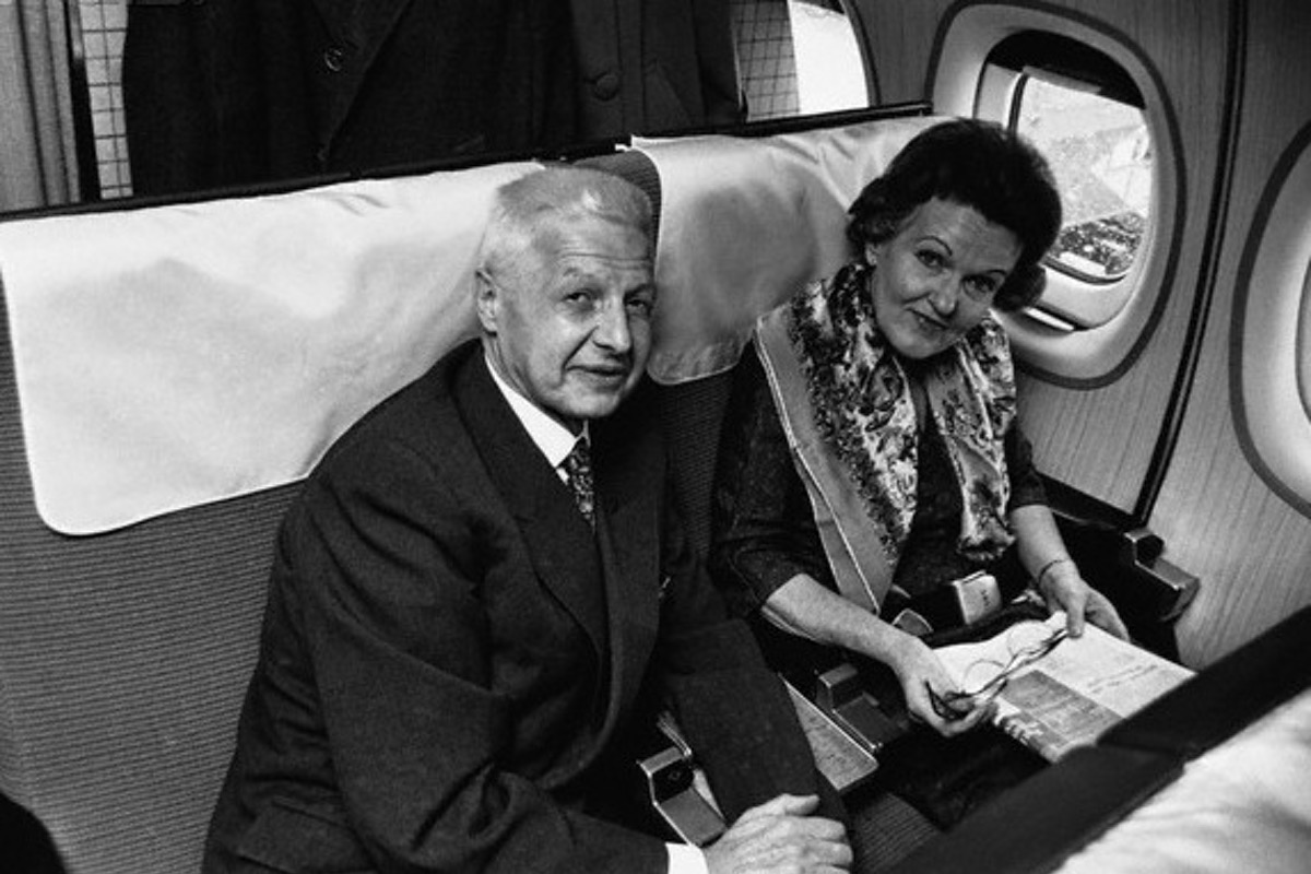 Morris and Lona Cohen, aka Peter and Helen Kroger, were Russian sleeper agents who operated in the UK for many years