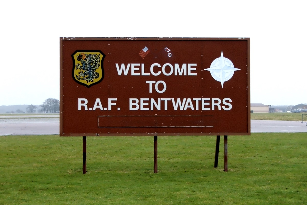 The events centered around the twin bases of RAF Woodbridge and RAF Bentwaters