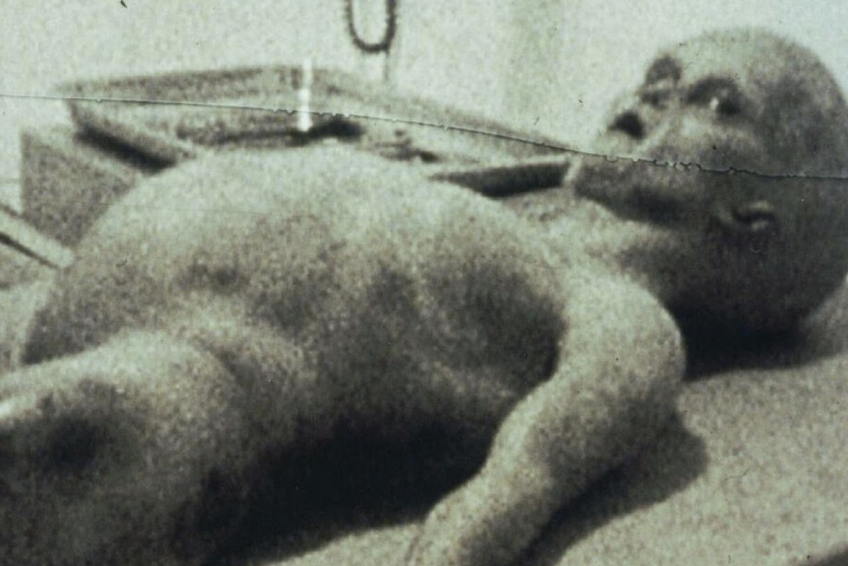 Famous UFO cases have attracted increasingly sensational claims - like the Roswell autopsy
