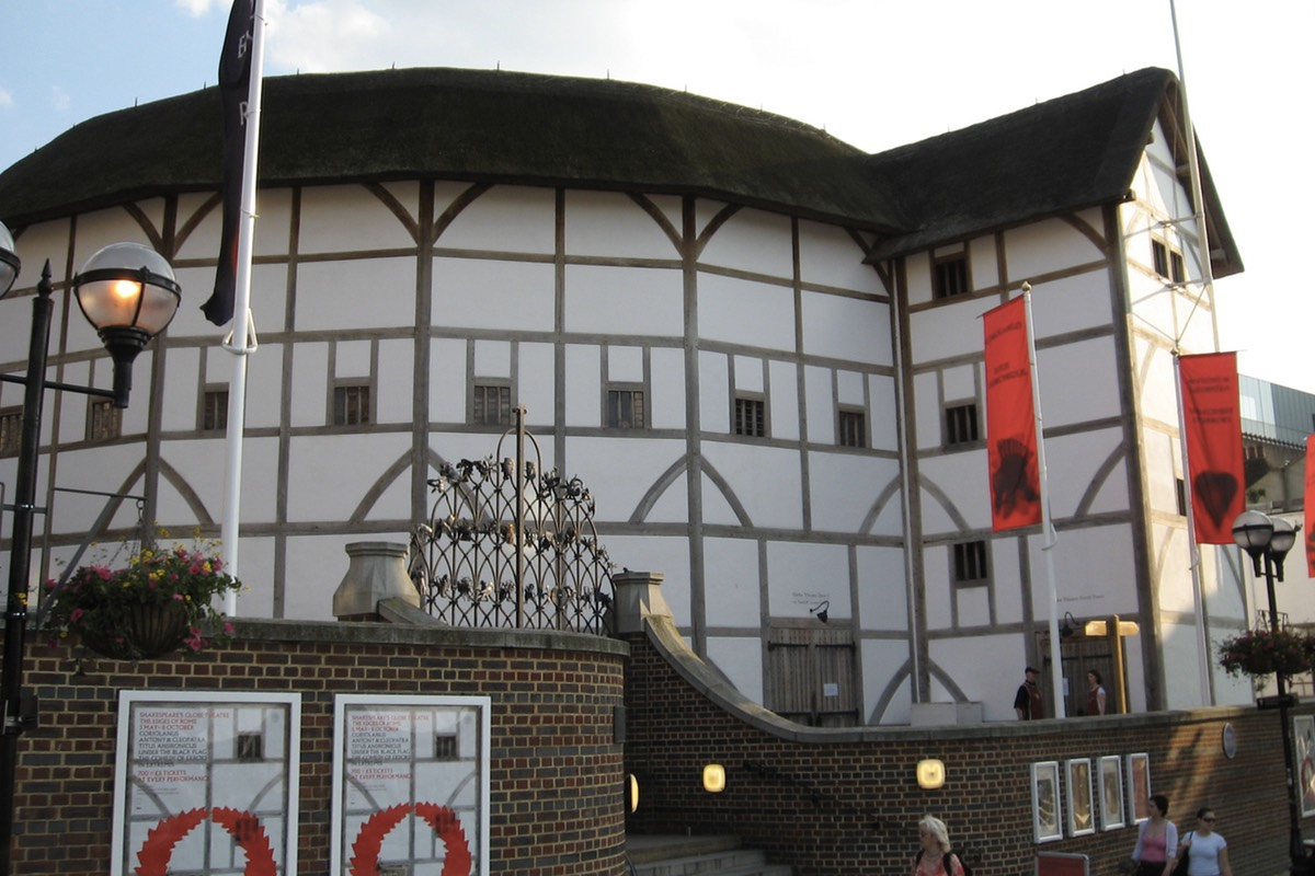 Documents list Shakespeare as an actor and shareholder in the Globe Theatre