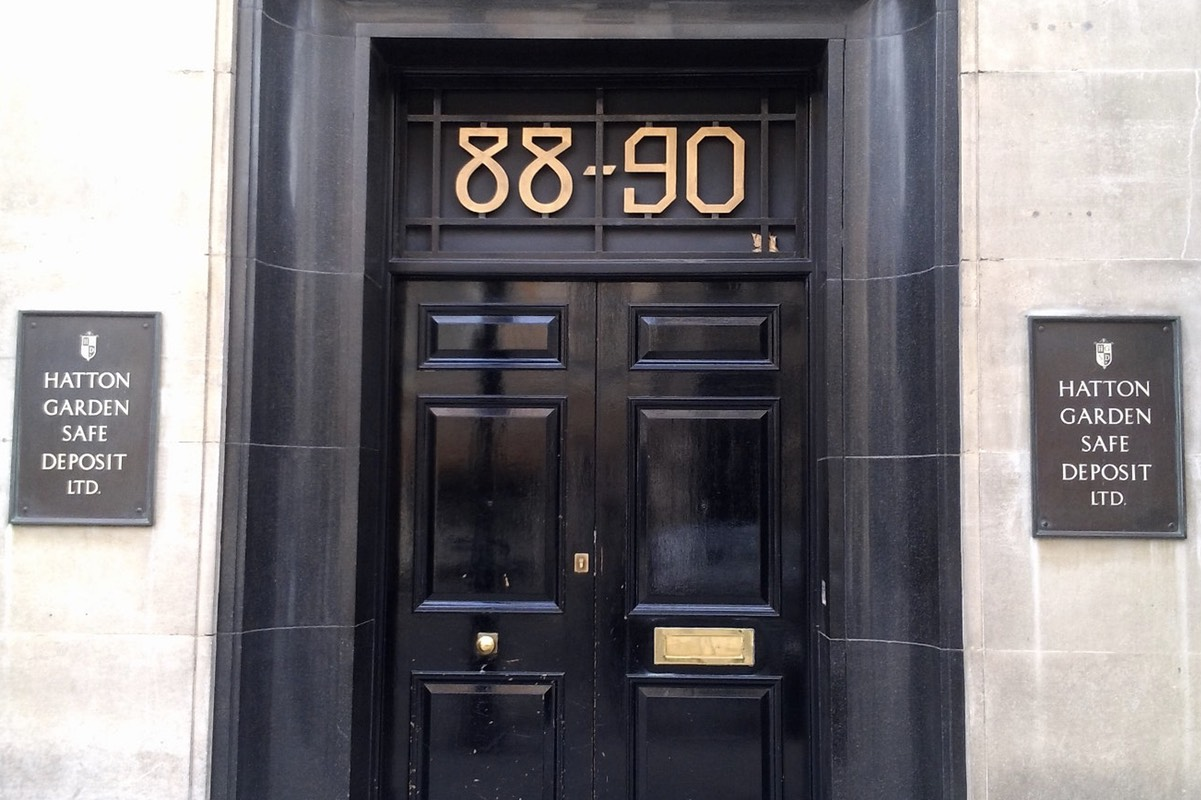 One of the Baker Street gang was also involved in the Hatton Garden heist (credit: Roger W Haworth)
