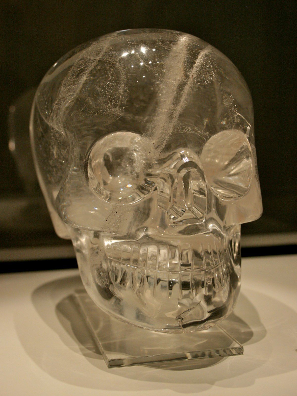 Mystery of the Crystal Skulls The Stare of Death