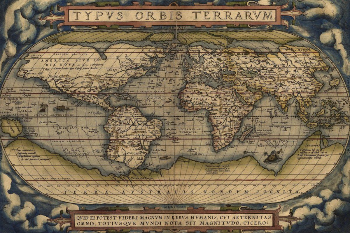 Piri Reis: Mystery of the Maps | The Unredacted
