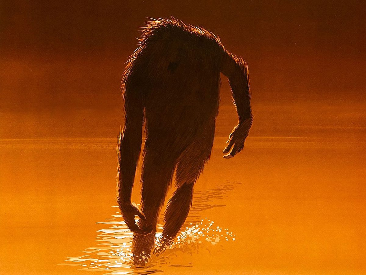 The Fouke Monster: Legend of Boggy Creek | The Unredacted The Legend Is True Boggy Creek