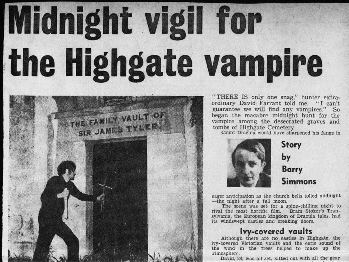 The Vampire of Highgate