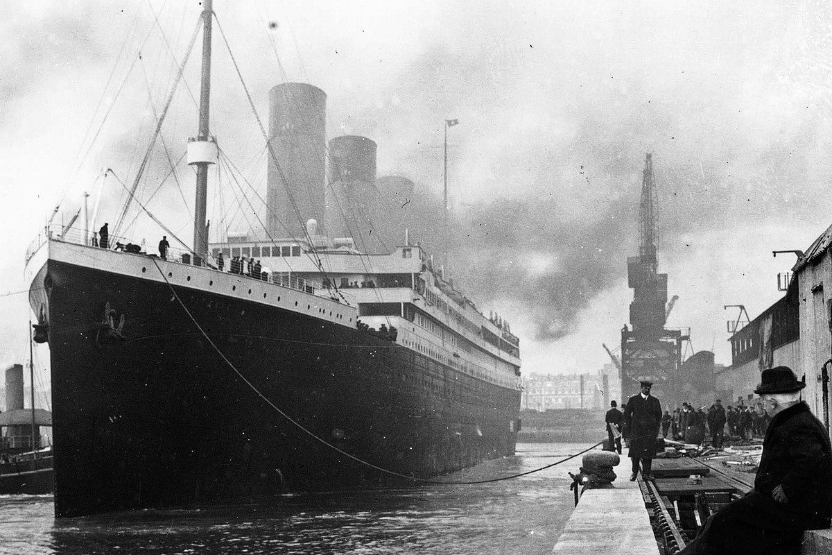 Titanic Conspiracy: The Ship that Never Sank